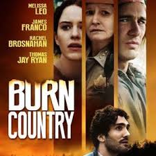Burn Country Photo